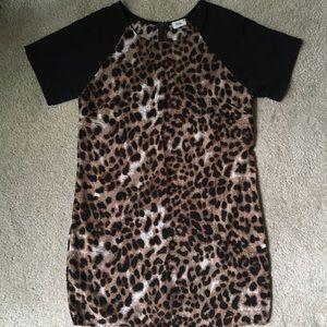 🐆 Tobi retro leopard print dress 🐆